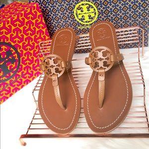 Tory Burch Authentic Gabriel vegan leather sandals